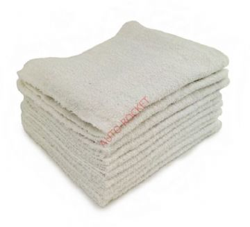 "Terry Towels Size 14"" x 17"" x 10"